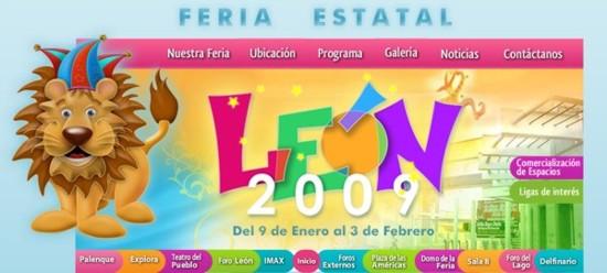 Feria Leon 2009