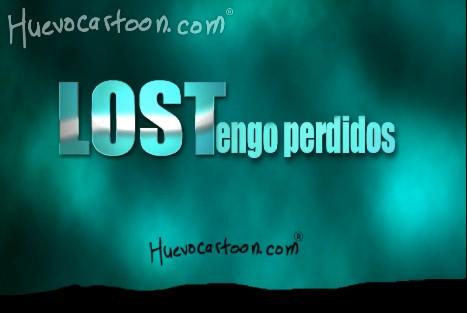 Huevocartoon Lostengo perdidos