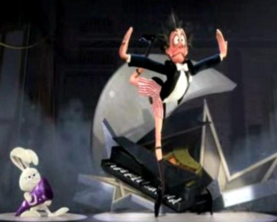 Presto la pelicula completa por Pixar