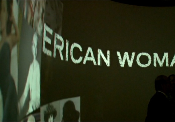 American Woman: La moda de la identidad Nacional vista de la galeria