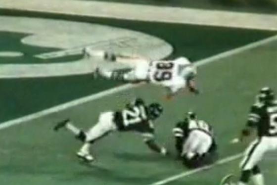 Los Golpes mas rompe huesos del la NFL