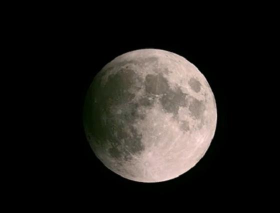 Eclipse total de luna diciembre 2010