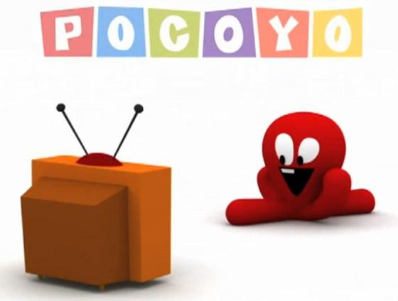 Pocoyo - El Pulpo de la Roja