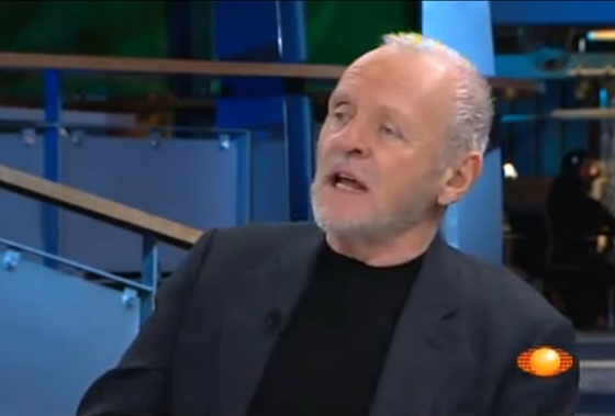 Entrevista de Lopez Dóriga a Anthony Hopkins (En