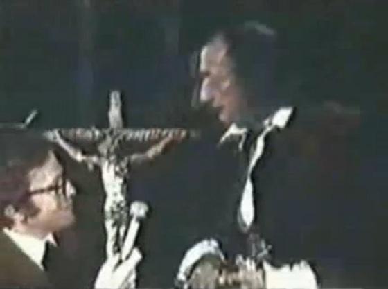 Entrevista de Jacobo Zabludowsky a Salvador Dalí -Cosmogonía