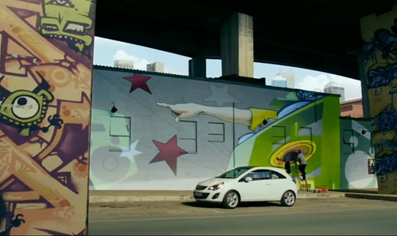 Opel Corsa Satellite - TV-Spot (International Version)