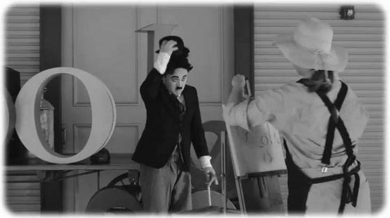 Charlie Chaplin Google Doodle 122 Birthday
